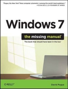 Windows 7: The Missing Manual free download
