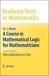 A Course in Mathematical Logic for Mathematicians free download