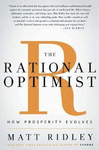 The Rational Optimist: How Prosperity Evolves free download