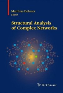 Structural Analysis of Complex Networks free download