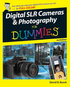 Digital SLR Cameras Photography For Dummies free download