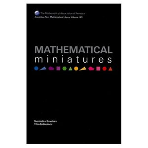Mathematical Miniatures (New Mathematical Library) free download