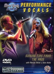 WB Music - Hard Rock Academy: Performance Vocals Training DVD free download