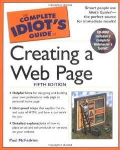 The Complete Idiot's Guide to Creating a Web Page free download