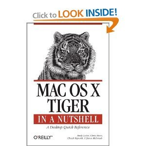 Mac OS X Tiger in a Nutshell free download
