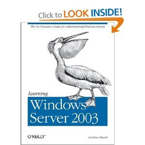Learning Windows Server 2003 free download