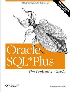 Oracle SQL*Plus: The Definitive Guide free download