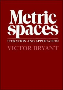 Metric Spaces: Iteration and Application free download