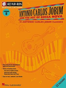 Jazz Play Along Vol. 8 - Antonio Carlos Jobim free download
