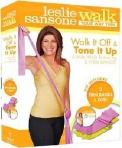 Leslie Sansone: Walk Your Way Thin Walk It Off Tone It Up free download