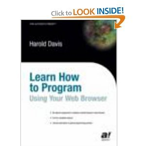 Learn How to Program Using Any Web Browser free download