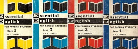Essential English for Foreign Students  ?Books 1-2-3-4 (1967