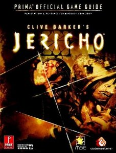 Clive Barker's Jericho: Prima Official Game Guide free download