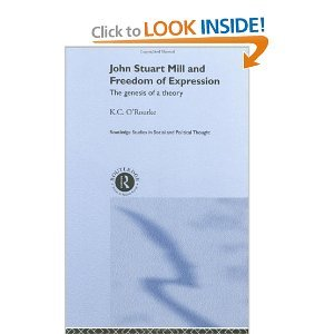 John Stuart Mill and Freedom of Expression: The Genesis of a Theory free download
