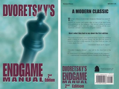 Dvoretsky's Endgame Manual ?Second Edition (2008) free download