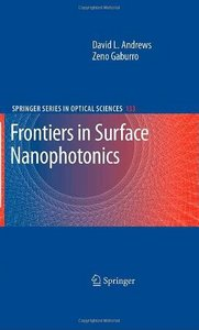 Frontiers in Surface Nanophotonics free download