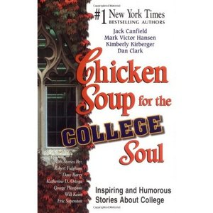 chicken soup for the college soul essay