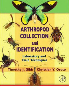 Arthropod Collection and Identification: Laboratory and Field Techniques free download