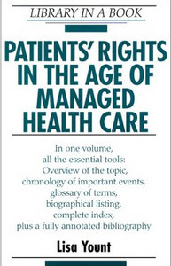 Lisa Yount - Patients' Rights in the Age of Managed Health Care free download