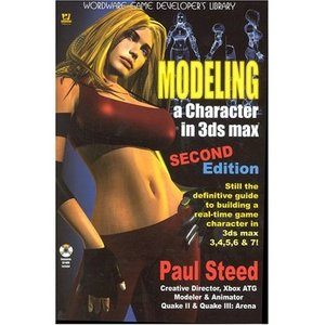 Modeling a Character in 3DS Max, Second Edition free download