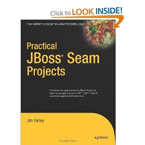 Practical JBoss Seam Projects free download