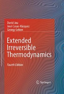 Extended Irreversible Thermodynamics, 4 Edition free download