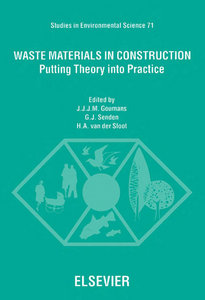 Waste Materials in Construction free download