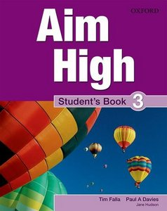 Aim High Level 3: A New Secondary Course ( Student's Book   WB) free download