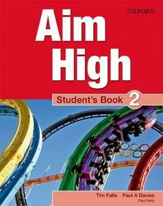 Aim High Level 2: A New Secondary Course ( Student's Book   WB) free download