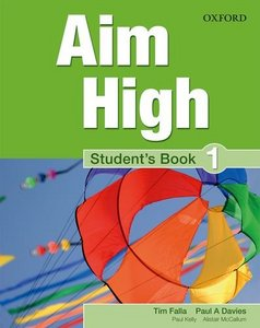 Aim High Level 1: A New Secondary Course ( Student's Book   WB) free download