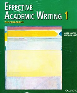 Effective Academic Writing 3: The Essay