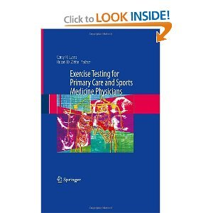 Exercise Testing for Primary Care and Sports Medicine Physicians free download