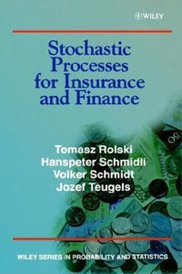 Stochastic Processes for Insurance and Finance free download