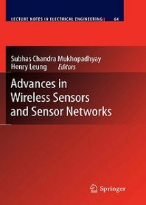 Advances in Wireless Sensors and Sensor Networks download dree