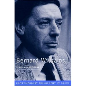 Bernard Williams Alan Thomas