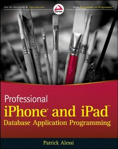 Professional iPhone and iPad Database Application Programming free download