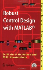 Robust Control Design with MATLAB free download