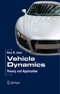 Vehicle Dynamics: Theory and Application free download