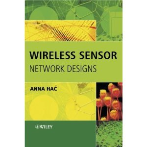 Wireless Sensor Network Designs free download