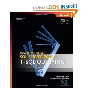Inside Microsoft SQL Server 2005: T-SQL Querying free download