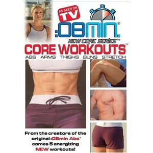 08 Min Core Workouts: Abs, Arms, Thighs, Buns and Stretch free download