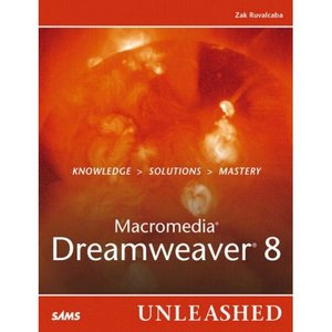 Macromedia Dreamweaver 8 Unleashed free download