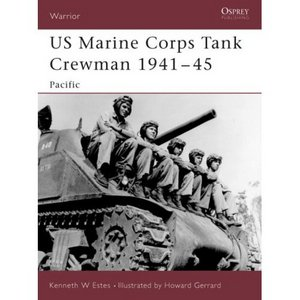 US Marine Corps Tank Crewman 1941-45: Pacific (Warrior) free download