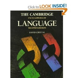 The Encyclopedia of Language, 2nd free download