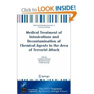 Medical Treatment of Intoxications and Decontamination of Chemical Agents in the Area of Terrorist Attack free download