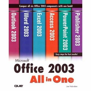 Microsoft Office 2003 All-in-One free download
