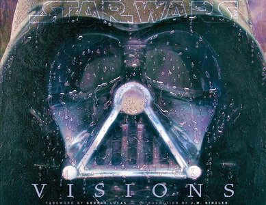 Star Wars Art: Visions (HC) free download