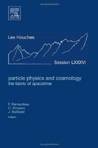 Particle Physics and Cosmology: the Fabric of Spacetime, Volume LXXXVI free download