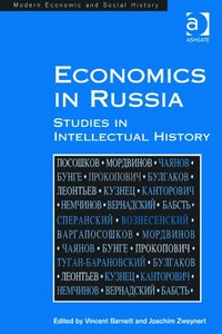 Economics in Russia: Studies in Intellectual History free download