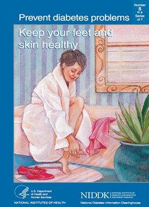 Prevent Diabetes Problems: Keep Your Feet and Skin Healthy free download